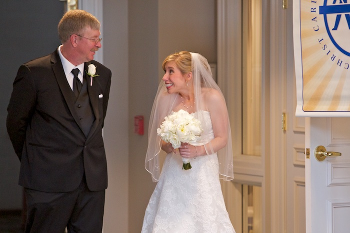 David and Laura Wedding 08-02-14